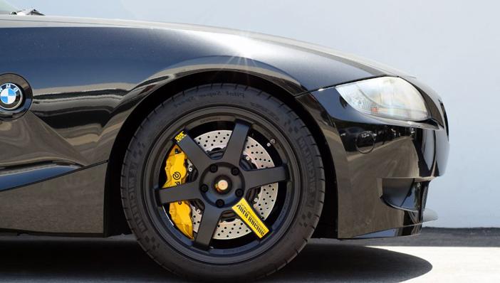 BMW Z4 E86 Système de freinage